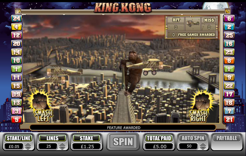 casino online games spielen king